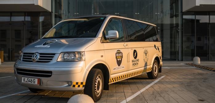 Concursul Walking Month: Clujul are un nou taxi gratuit