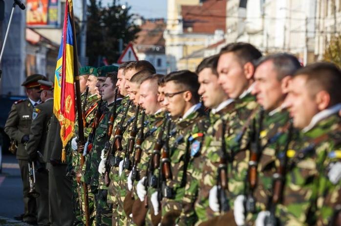 Ziua Armatei, marcată la Cluj