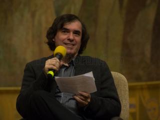 Scriitorul Mircea Cărtărescu: Mă implic în viața comunității pur și simplu ca om, nu ca o rotiță într-un mecanism politic