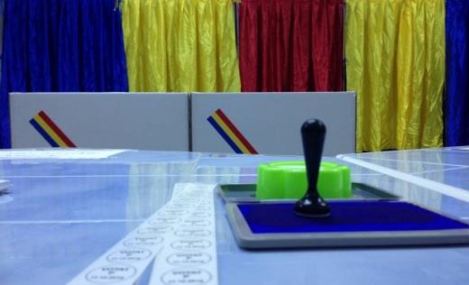 Alegeri locale parţiale - MAI: Procesul de vot a început la ora 7.00, nu s-au semnalat situaţii grave