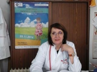 Medicii pediatri clujeni vor să înființeze o asociație pe regiunea Transilvaniei