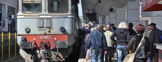 Din astăzi, CFR mai are doar doi ani pentru a rezolva problema întârzierii trenurilor