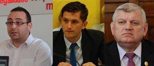 Horia Nasra, Dan Morar, Cornel Itu