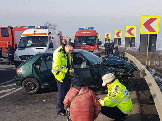 sursa foto Facebook Info Trafic jud.Cluj