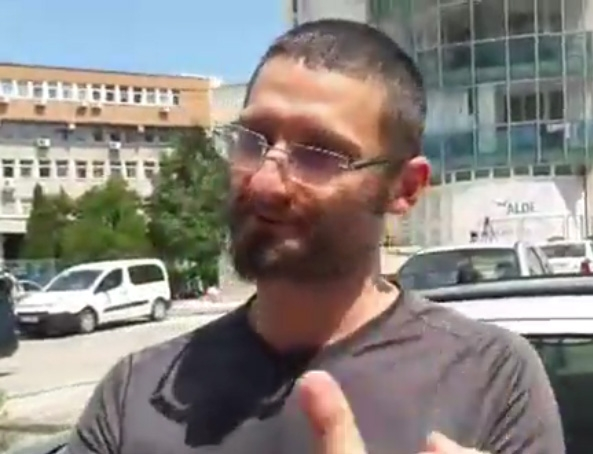captura video sursa umbrela anticoruptie cluj
