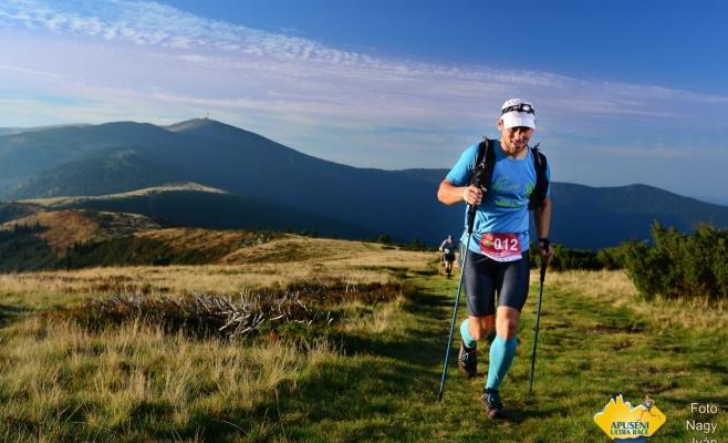 """Balint Bartha, câștigătorul ultramaratonului Apuseni: """"Noaptea a fost cea mai mare provocare"""""""