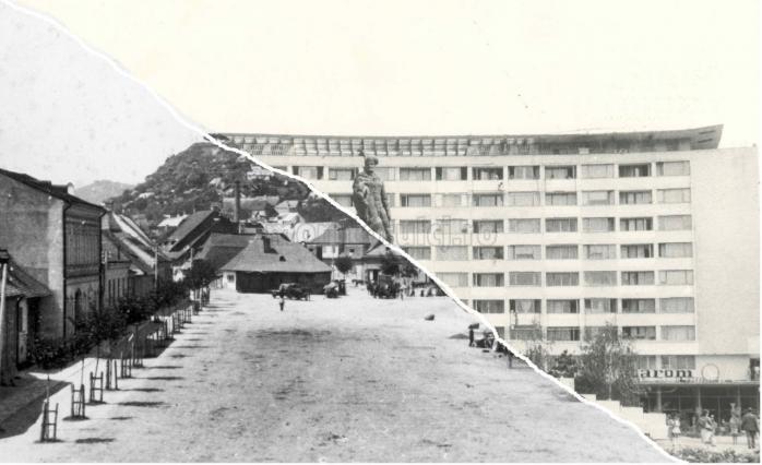 Piata Mihai Viteazu - 1880 - 1970