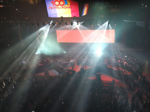 Concert inedit de Centenar la Cluj: 100 de artiști, 100 de minute de rock:
