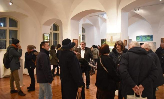 Salonul Anual de Arta 2018, editia de iarna, la Muzeul de Arta Cluj