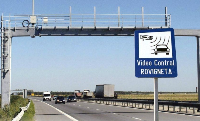 Camerele CNAIR vor fi folosite de Poliția Rutieră pe post de radare fixe