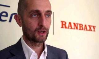 Dragos Damian, CEO Terapia Ranbaxy