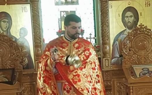 Preotul Radu Cristian Herțeg, implicat într-un dosar de crimă organizată, este parohul bisericii Sf. Martiri Brâncoveni din Sydney