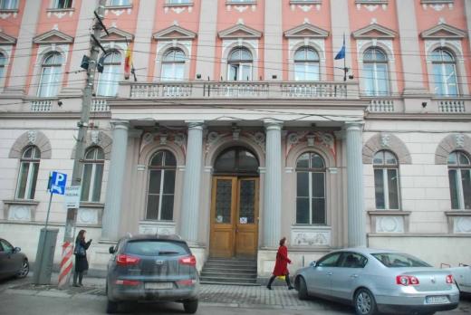 Palatul de Justiție din Cluj-Napoca