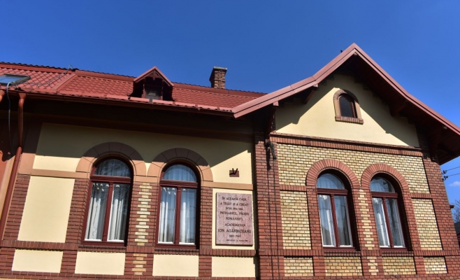 Casa Ion Agârbiceanu