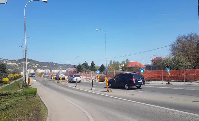Sursă foto: Facebook Info Trafic Cluj