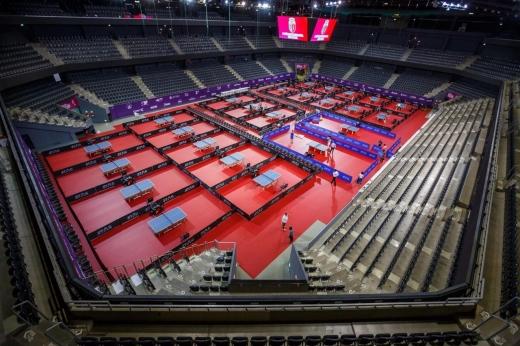 Sala Sporturilor de Cluj la Campionatele Europene de juniori din 2018