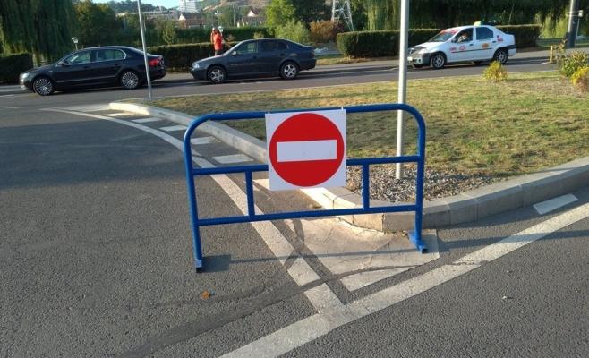 Restrictii de circulație în Cluj-Napoca
