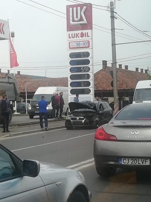 Accident strada Fabricii