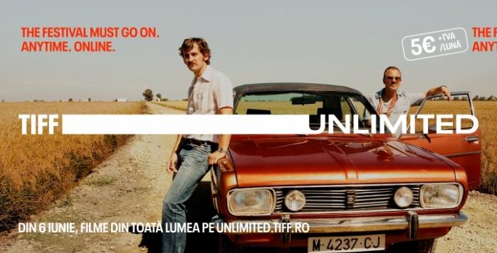 TIFF lansează TIFF Unlimited, platforma de streaming care continuă experiența festivalului!