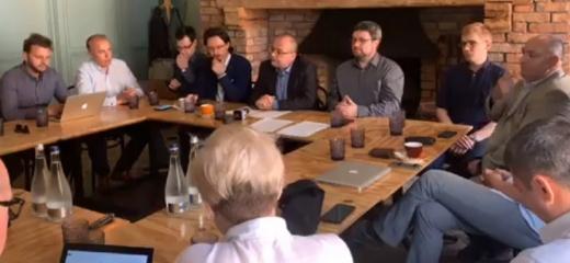 """""""Inițiativa pentru Cultură Democratică Europeană"""" a luat ființă la Cluj-Napoca și vrea să apere valorile UE în România"""
