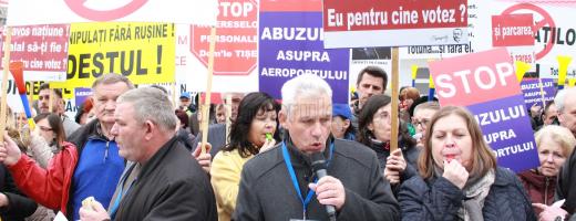 """Sindicaliștii Aeroportului Internațional """"Avram Iancu"""" au făcut, în cursul zilei de luni, un anunț important."""
