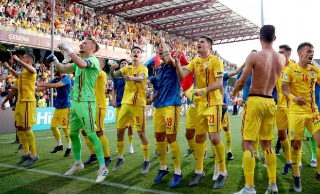 Echipa naţională de Tineret a României