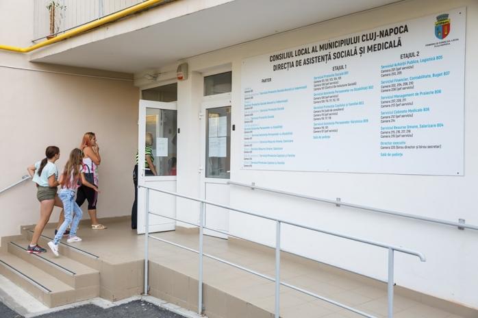 Primăria Cluj-Napoca oferă tichete pentru alimente pentru persoanele cu venituri reduse