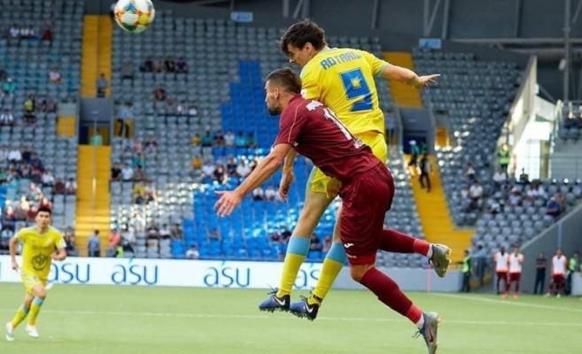 CFR Cluj a pierdut meciul tur cu FC Astana