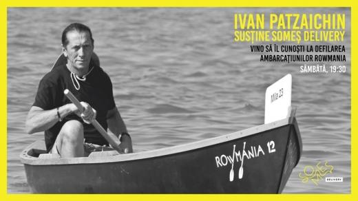 Legendarul Ivan Patzaichin vine la Cluj-Napoca. Someș Delivery ajunge la cea de- 5-a ediție