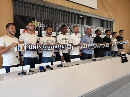 """Peste 10.000 de fani sunt așteptați diseară la meciul aniversar U100 """"U"""" Cluj – PAOK Salonic"""