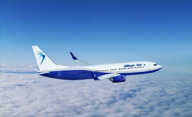 Zbor cu emoții pentru 163 de pasageri! Cursă Blue Air