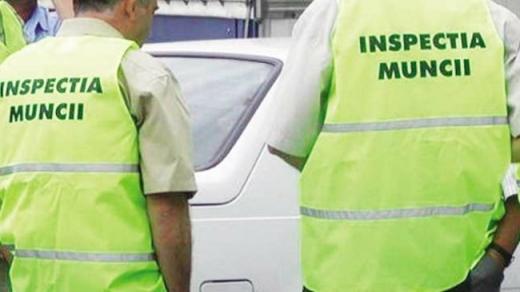 """Zeci de amenzi împărțite de inspectorii de muncă clujeni pentru munca """"la negru"""""""
