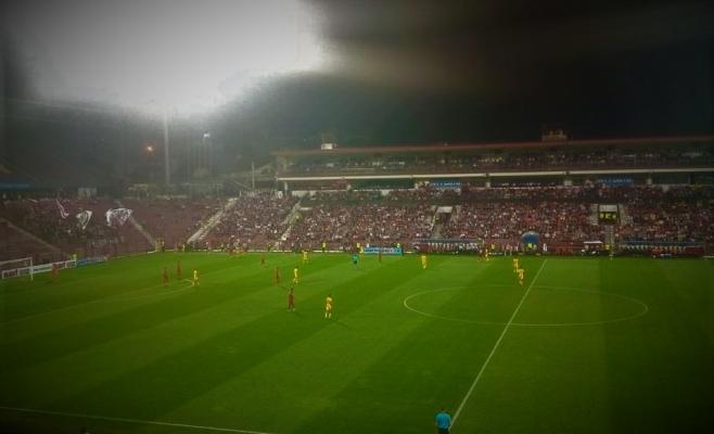 """Se simte mirosul calificării! Victorie la """"scorul favorit"""" pentru CFR Cluj în duelul cu Maccabi Tel Aviv"""