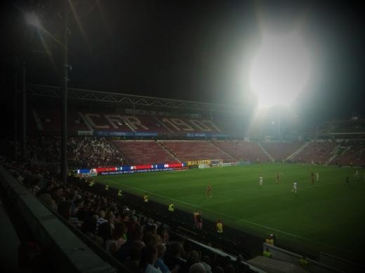 Puțin fotbal, multă tensiune! CFR Cluj se impune la limită în derby-ul cu Dinamo