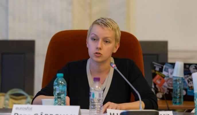 """Dana Gîrbovan, despre cazul din Caracal: """"Nicio lege nu împiedică pătrunderea într-un spațiu, oricând și oriunde, pentru a salva viața unui copil!"""""""