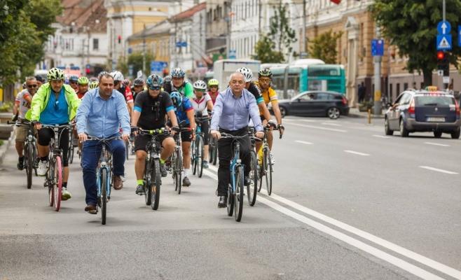 Mii de carduri noi pentru sistemul bike sharing. Peste 2,5 mil. de trasee parcurse de la implementare