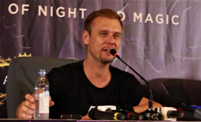 """Armin van Buuren, la Cluj-Napoca: """"UNTOLD este finala Champions League pentru mine!"""""""