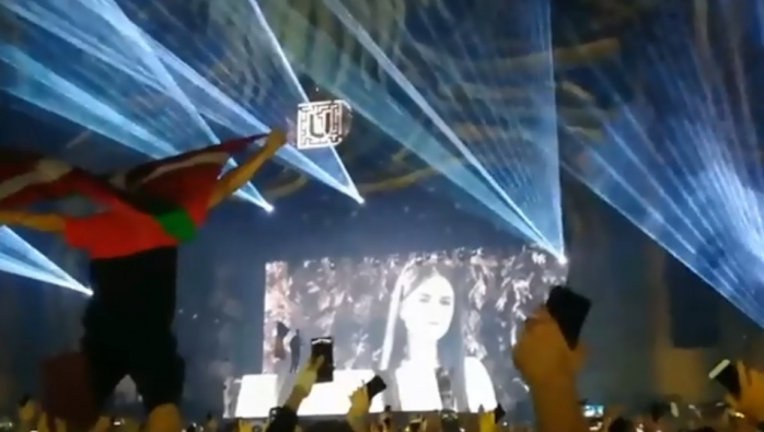 VIDEO EMOȚIONANT! Lacrimi la UNTOLD: Don Diablo, moment superb în memoria Alexandrei