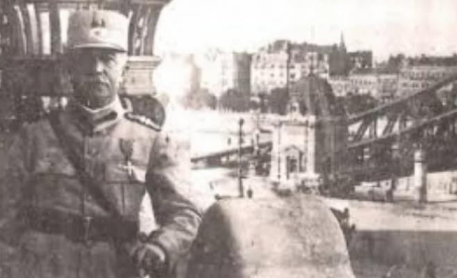 Szobrot emeltek Kolozsváron Gheorghe Mărdărescu tábornoknak, aki 1919-ben hadseregével bevonult Budapestre