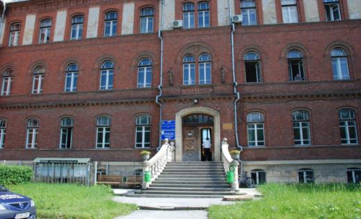 """Registrul Comerțului Cluj s-a mutat în """"clădirea roșie"""""""