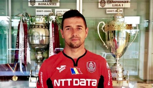 """CFR Cluj, prudentă înaintea disputei cu Hermannstadt: """"Concentrarea este la fel în Liga Campionilor și în Liga 1!"""""""