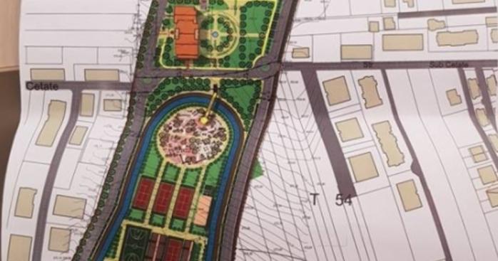 Primarul din Florești rupe tăcerea privind centrul cultural, sportiv și de agrement, gândit în locul poligonului