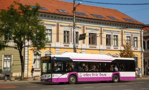 Circulația autobuzelor CTP pe timpul Zilelor Culturale Maghiare din Cluj-Napoca