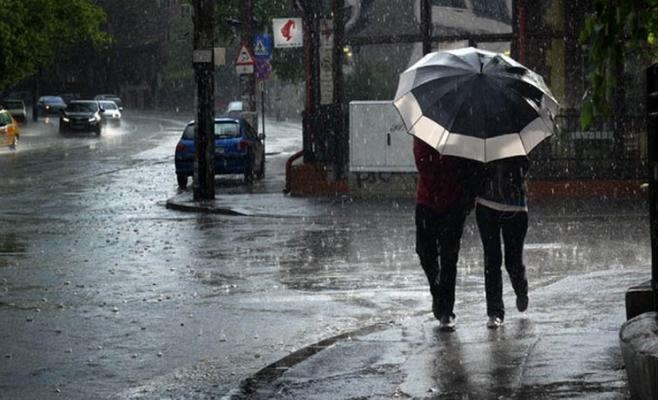 Revine vremea rea! Cod GALBEN de averse torențiale și vijelii în Cluj