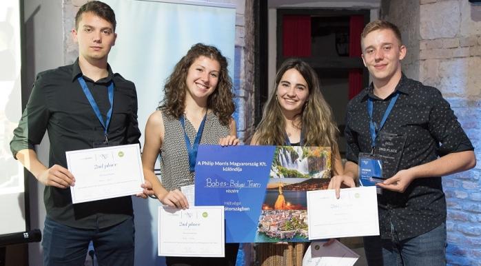 Premii internaționale pentru studenții de la UBB, în luptă cu marile universități din lume