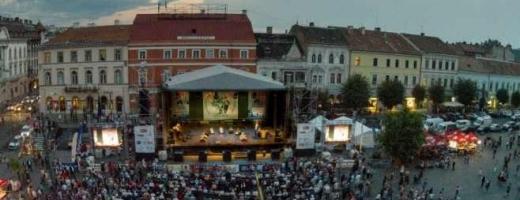 """IMPORTANT Restricții de circulație în Cluj-Napoca pe durata """"Zilelor Culturale Maghiare"""", ediția a 10-a"""