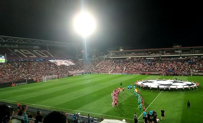 Au pierdut bătălia, nu și războiul! Slavia, victorie la limită în Gruia, penalty ratat de Omrani