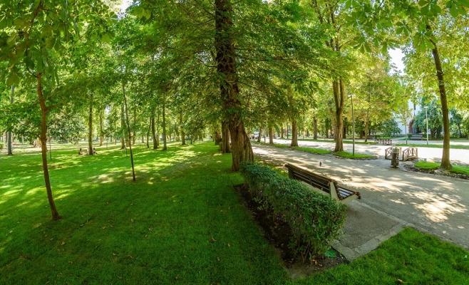 FOTO UNTOLD s-a ținut de cuvânt! Parcul Central, redat clujenilor cu un aspect nou și atractiv