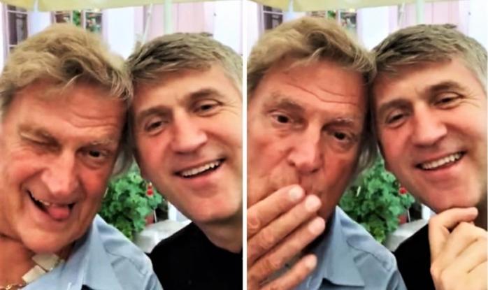 """Pus la zid că a apărut alături de Pomohaci, Florin Piersic reacționează acid: """"Să-i cer cazier, să-l întreb dacă e dezaxat?"""""""