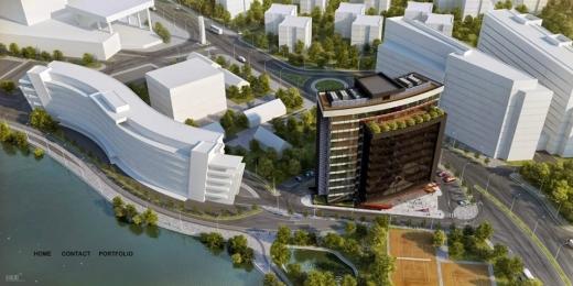Primăria, somată să renunțe la ideea unei clădiri de birouri pe marginea lacului Gheorgheni
